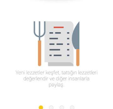 Yemektif Ekran Görüntüleri - 3