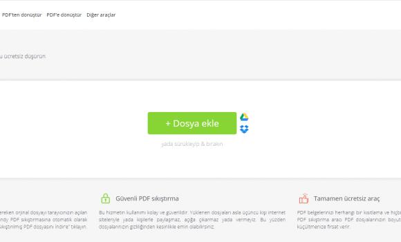 PDF Candy Ekran Görüntüleri - 1