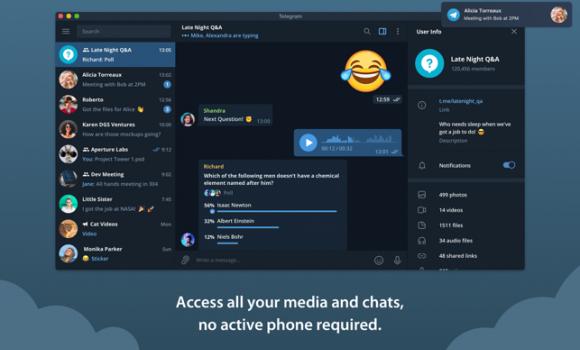 Telegram Messenger Ekran Görüntüleri - 2