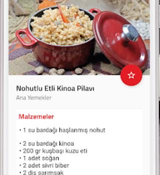 Bakliyatlı Yemek Tarifleri Ekran Görüntüleri - 4
