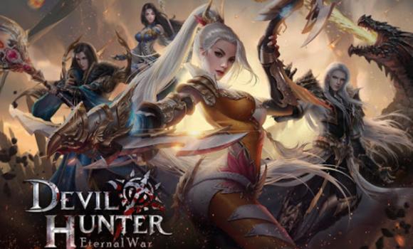 Devil Hunter: Eternal War Ekran Görüntüleri - 1