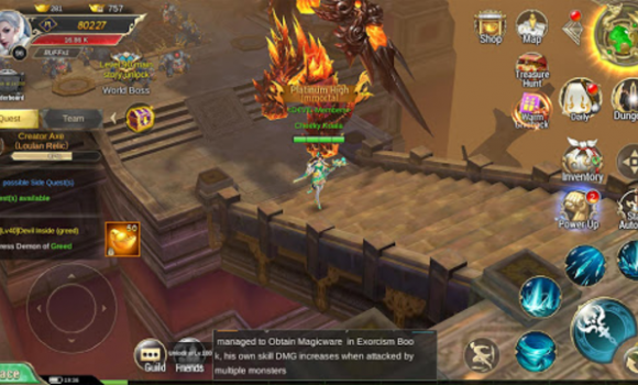 Devil Hunter: Eternal War Ekran Görüntüleri - 18