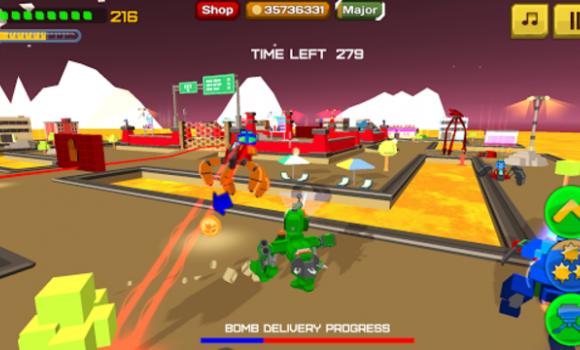 Armored Squad: Mechs vs Robots Ekran Görüntüleri - 17