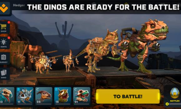 Dino Squad Ekran Görüntüleri - 10
