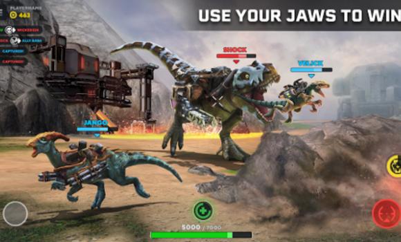 Dino Squad Ekran Görüntüleri - 3