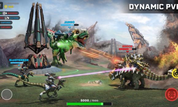 Dino Squad Ekran Görüntüleri - 6