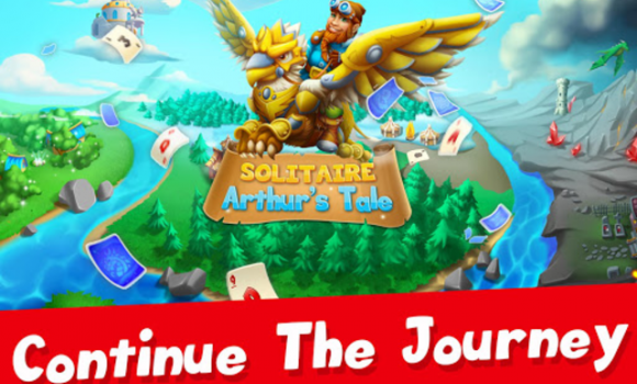 Solitaire: Arthur's Tale Ekran Görüntüleri - 8