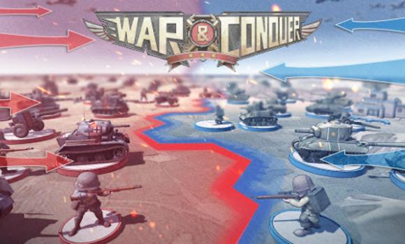 War & Conquer Ekran Görüntüleri - 1