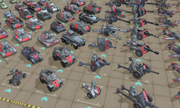 War & Conquer Ekran Görüntüleri - 10