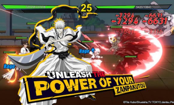 Bleach: Immortal Soul Ekran Görüntüleri - 11