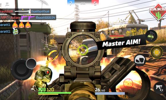 Action Strike Online Ekran Görüntüleri - 5