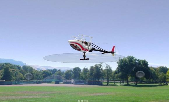 Absolute RC Heli Simulator Ekran Görüntüleri - 2