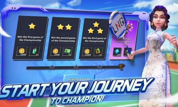 Badminton Blitz Ekran Görüntüleri - 2