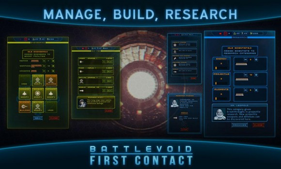 Battlevoid: First Contact Ekran Görüntüleri - 2