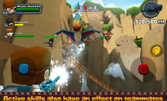 Call of Mini Dino Hunter Ekran Görüntüleri - 1