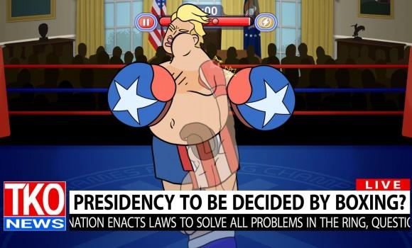 Election Year Knockout Ekran Görüntüleri - 2