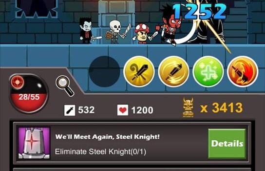 Homeless Demon King Ekran Görüntüleri - 2