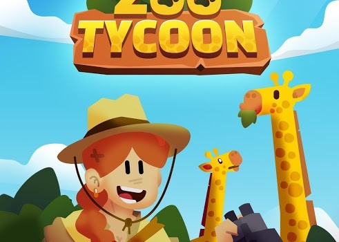 Idle Zoo Tycoon 3D - 4