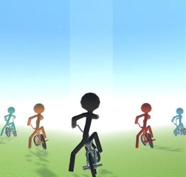 Stickman Riders - 3