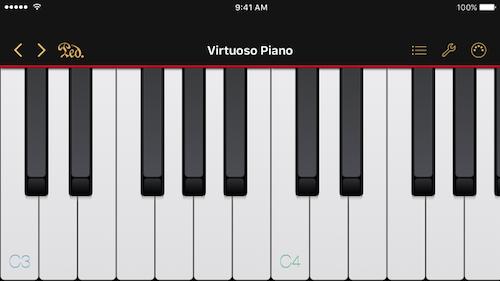 Virtuoso Piano Free 4 Ekran Görüntüleri - 1