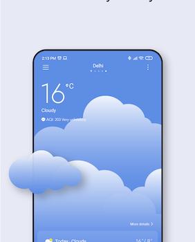 Xiaomi Weather Ekran Görüntüleri - 1