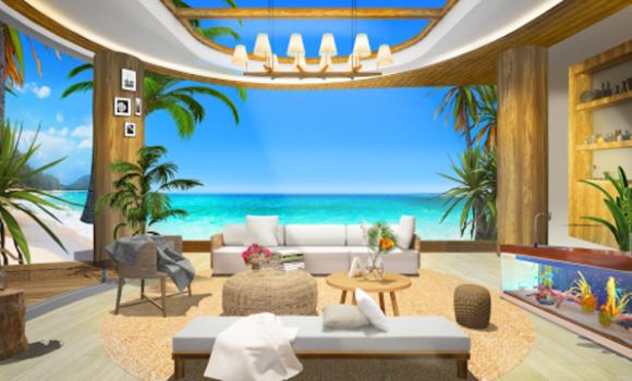 Home Design: Paradise Life Ekran Görüntüleri - 2