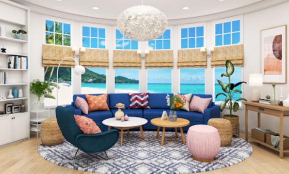 Home Design: Paradise Life Ekran Görüntüleri - 6