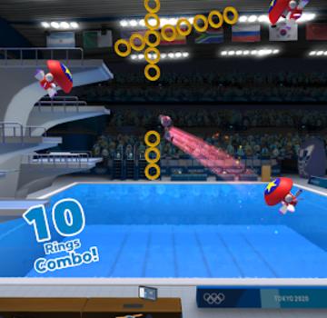 Sonic at the Olympic Games Tokyo Ekran Görüntüleri - 11