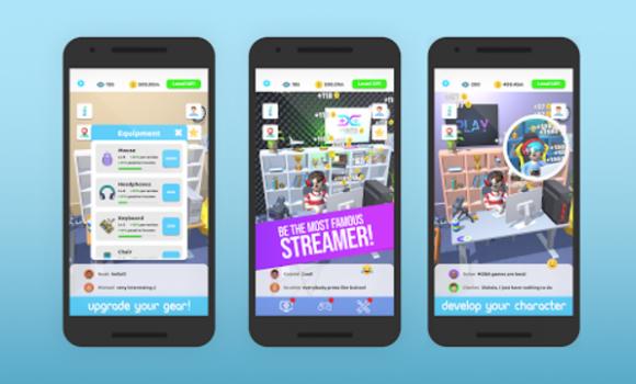 Idle Streamer! Ekran Görüntüleri - 14
