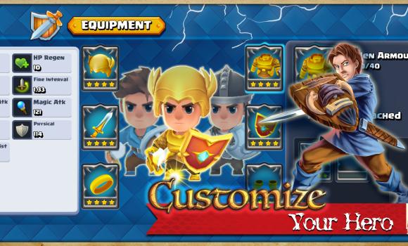 Beast Quest Ultimate Heroes Ekran Görüntüleri - 4