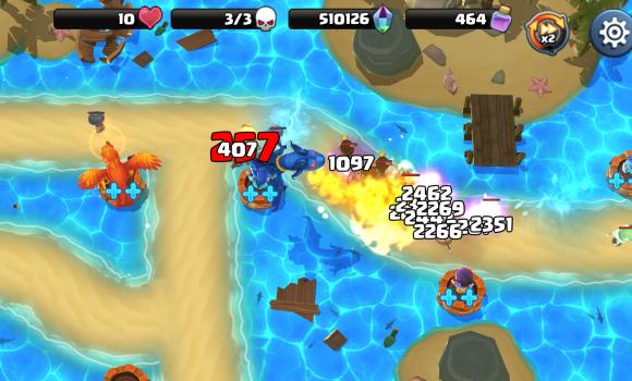Beast Quest Ultimate Heroes Ekran Görüntüleri - 9