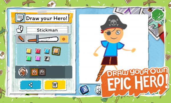 Draw a Stickman: Epic 3 Ekran Görüntüleri - 1