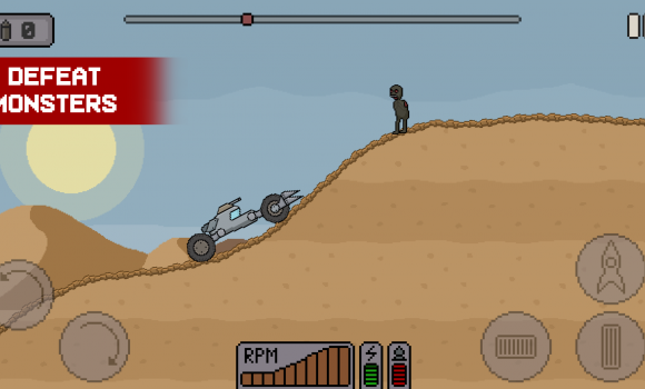 Death Rover Ekran Görüntüleri - 1