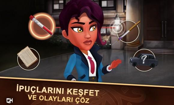 Detective Jackie Ekran Görüntüleri - 3