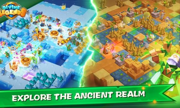 Divine Legends Ekran Görüntüleri - 1