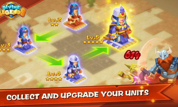 Divine Legends Ekran Görüntüleri - 3