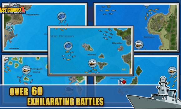 Fleet Combat 2 Ekran Görüntüleri - 3