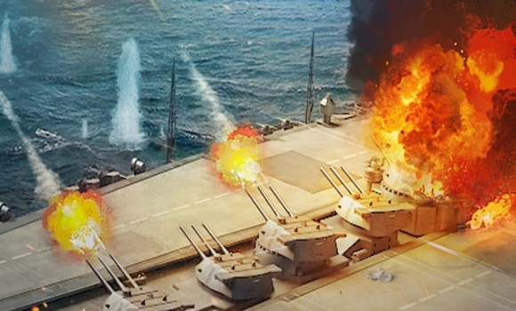 Fleet Command II: Battleships & Naval Blitz Ekran Görüntüleri - 2