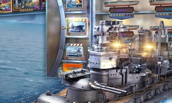 Fleet Command II: Battleships & Naval Blitz Ekran Görüntüleri - 3