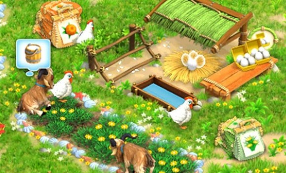 Hobby Farm HD Free Ekran Görüntüleri - 2