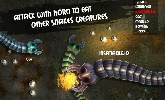 insatiable io snakes Ekran Görüntüleri - 1