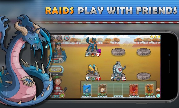 Monster Battles Ekran Görüntüleri - 3