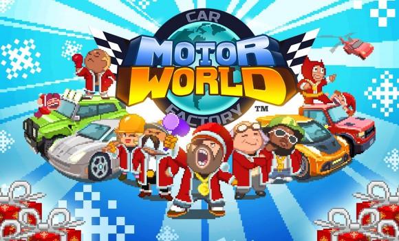 Motor World Car Factory Ekran Görüntüleri - 1