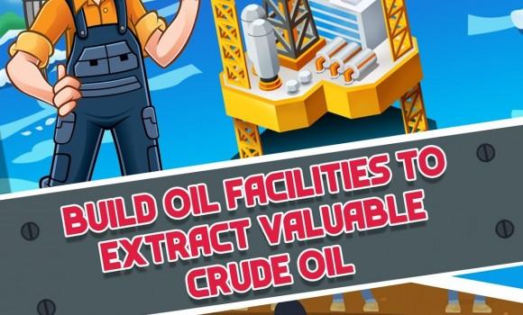 Oil idle Miner Ekran Görüntüleri - 2