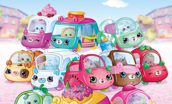 Shopkins: Cutie Cars Ekran Görüntüleri - 3