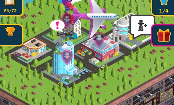 Skyward City: Urban Tycoon Ekran Görüntüleri - 2