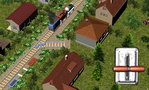 Train shunting puzzle Ekran Görüntüleri - 1