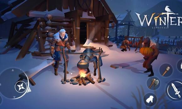 Winter Survival Ekran Görüntüleri - 2
