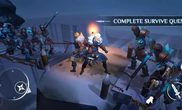 Winter Survival Ekran Görüntüleri - 1