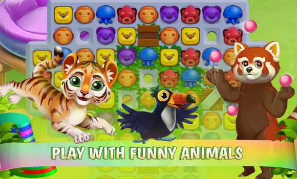 Zoo Island: Exotic Garden Ekran Görüntüleri - 2